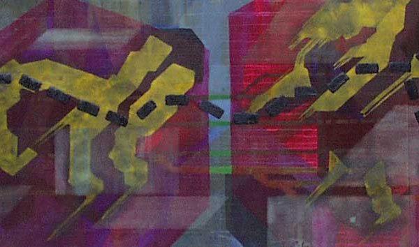 Painting – 2 Jacks